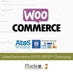 WooCommerce ATOS SIPS™ Gateway